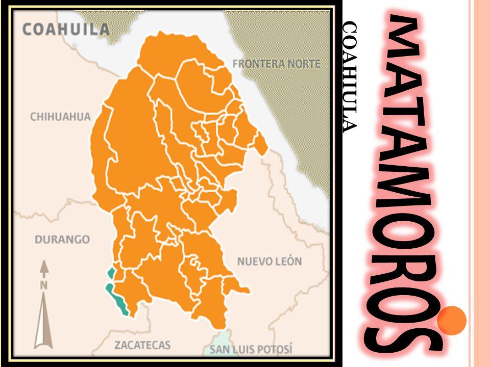 COAHIULA MATAMOROS
