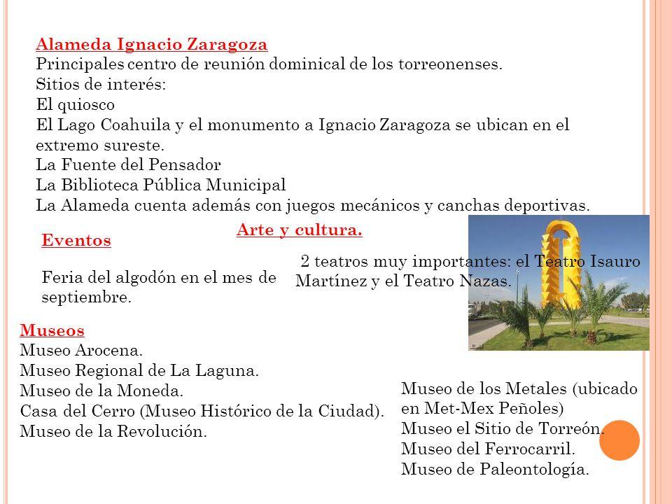 Alameda Ignacio Zaragoza