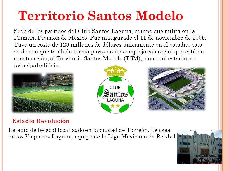 Territorio Santos Modelo
