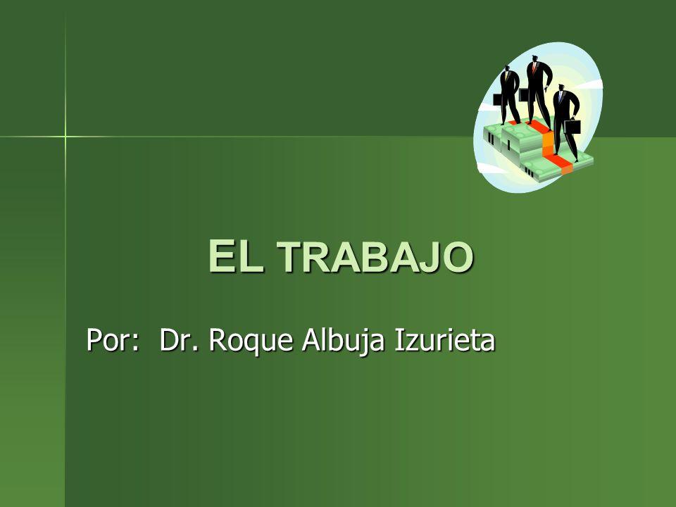 Por: Dr. Roque Albuja Izurieta