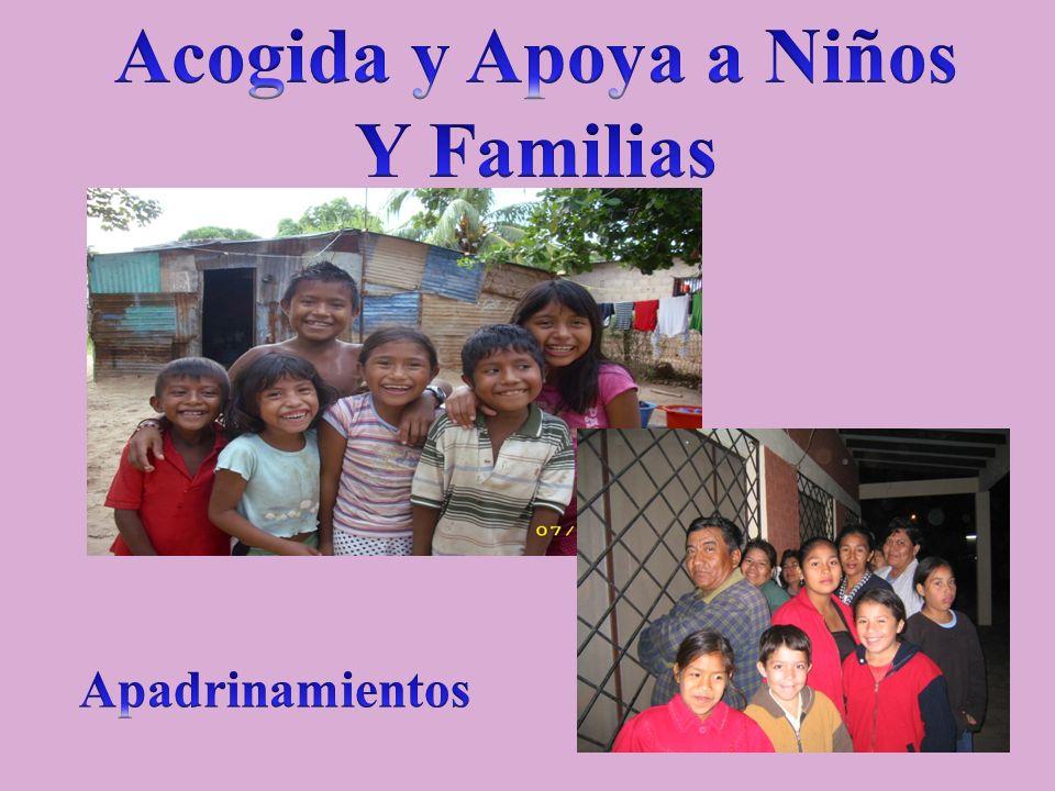 Acogida y Apoya a Niños Y Familias