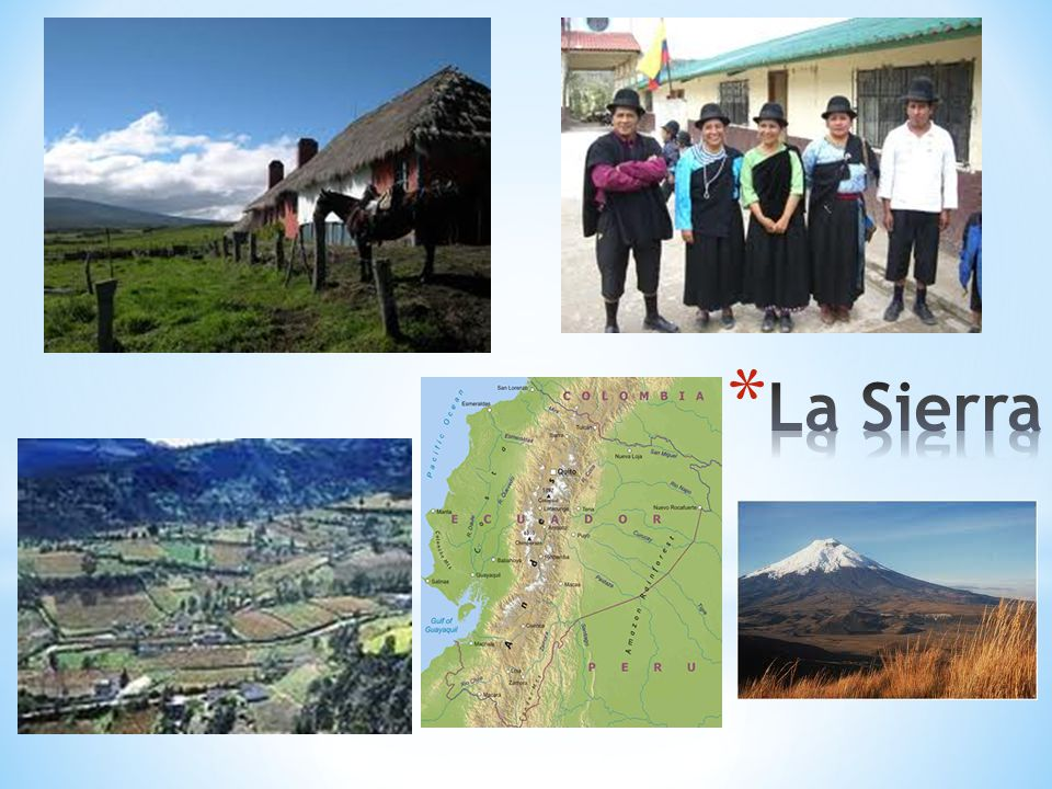 La Sierra