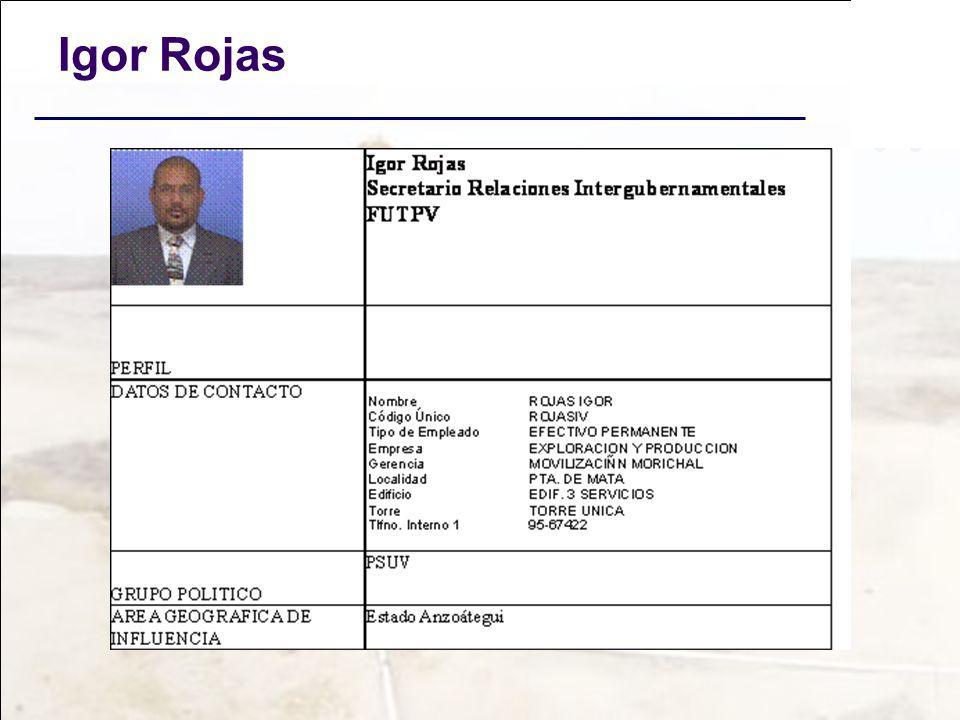 Igor Rojas