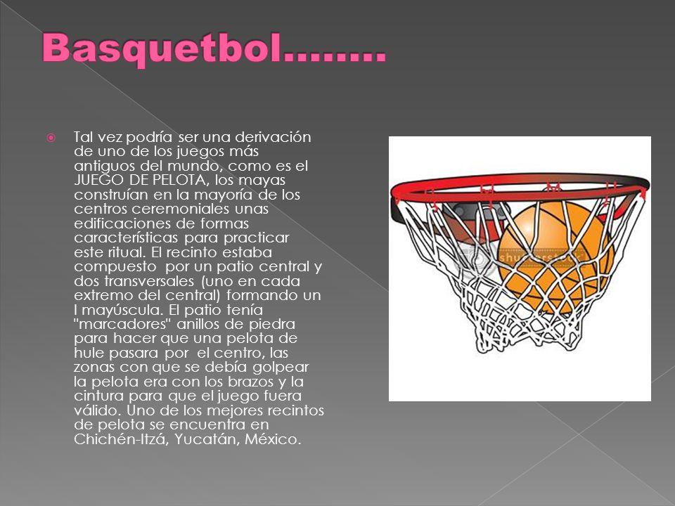 Basquetbol……..