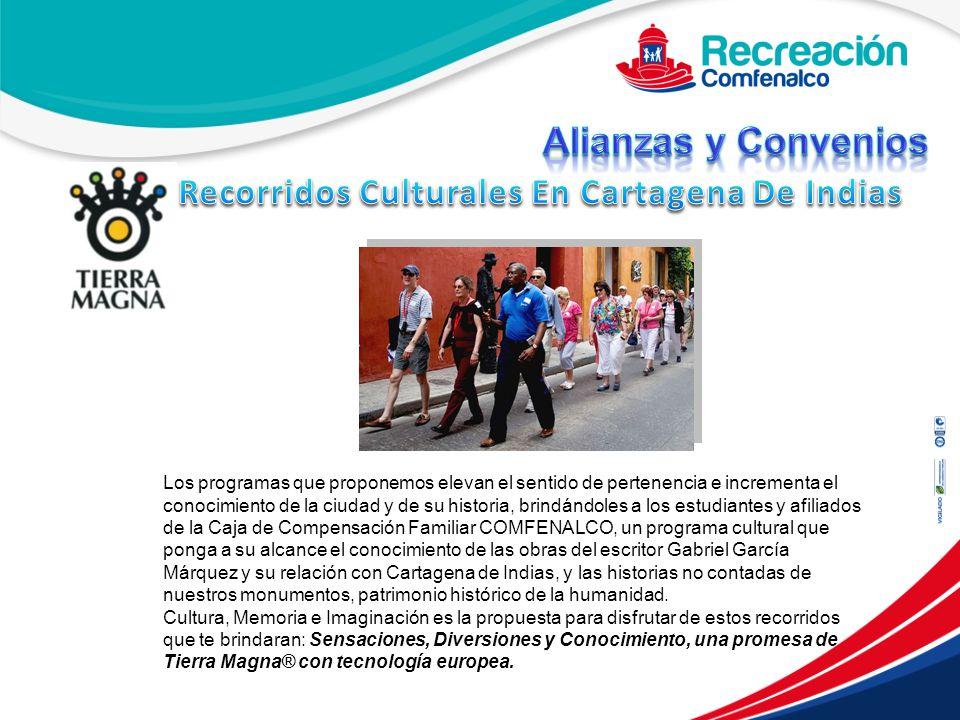Recorridos Culturales En Cartagena De Indias