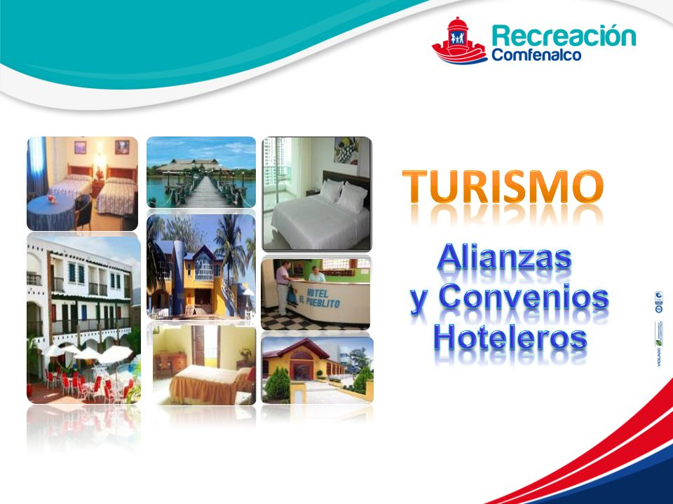 TURISMO Alianzas y Convenios Hoteleros