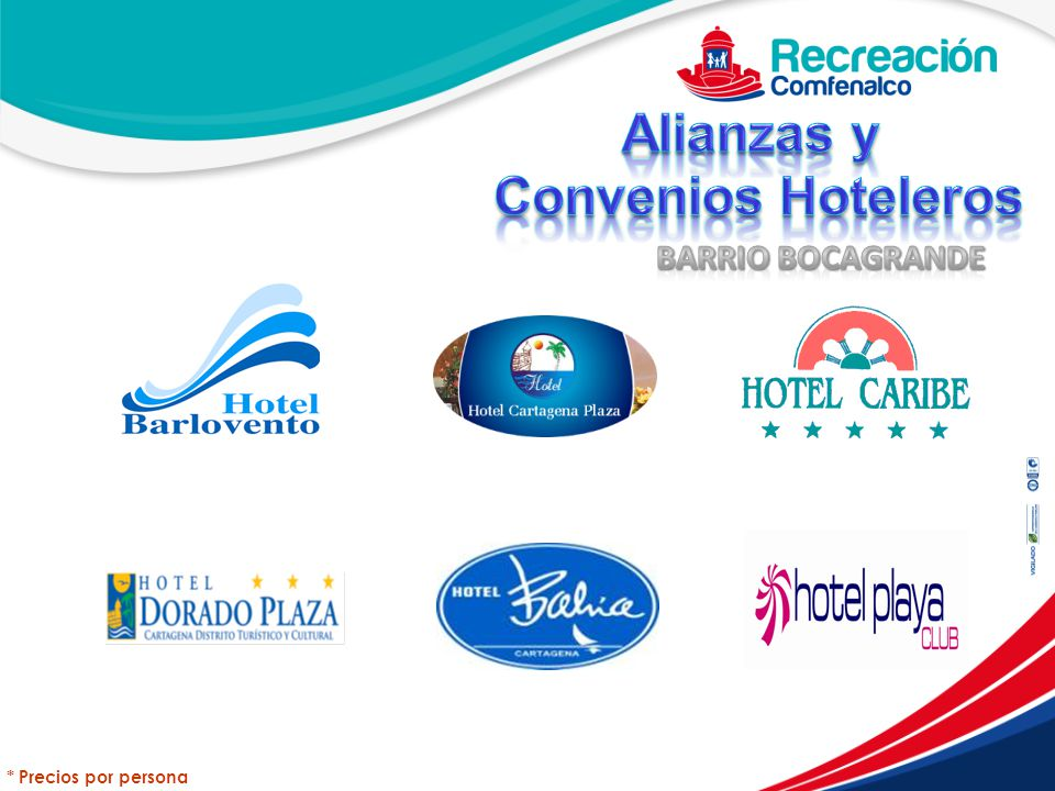 Alianzas y Convenios Hoteleros