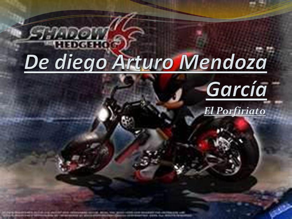 De diego Arturo Mendoza García