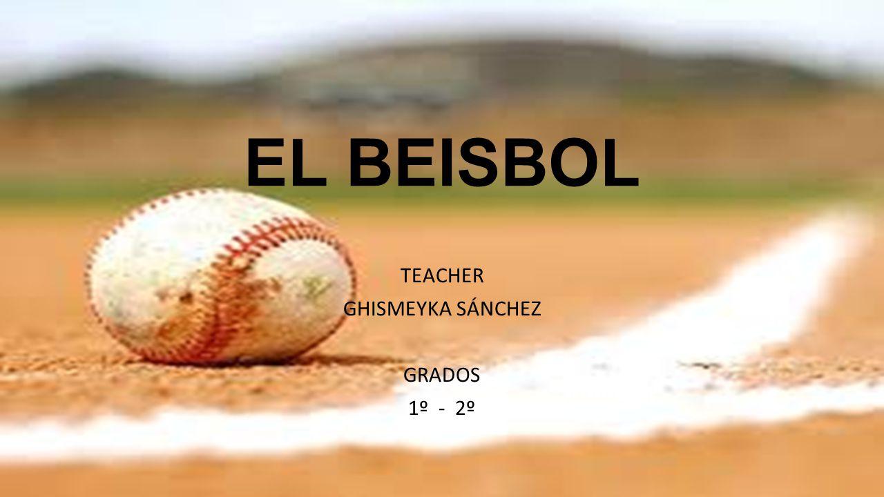TEACHER GHISMEYKA SÁNCHEZ GRADOS 1º - 2º