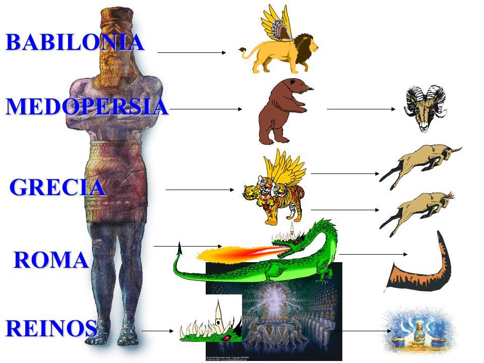 BABILONIA MEDOPERSIA GRECIA ROMA REINOS