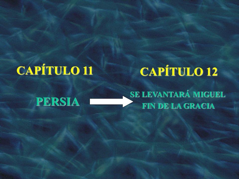 CAPÍTULO 11 CAPÍTULO 12 SE LEVANTARÁ MIGUEL PERSIA FIN DE LA GRACIA