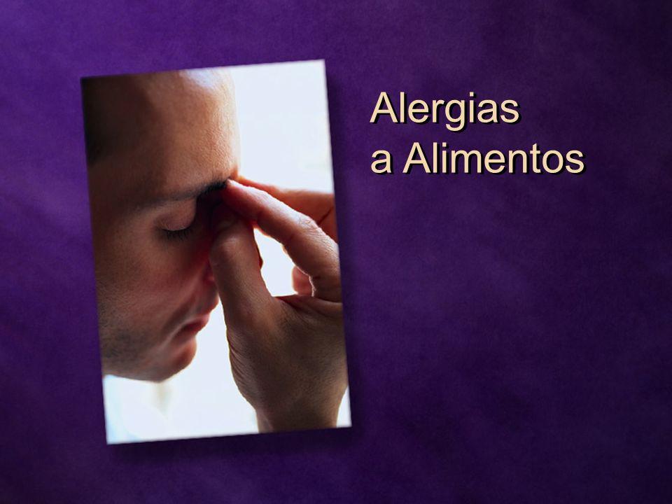 Alergias a Alimentos