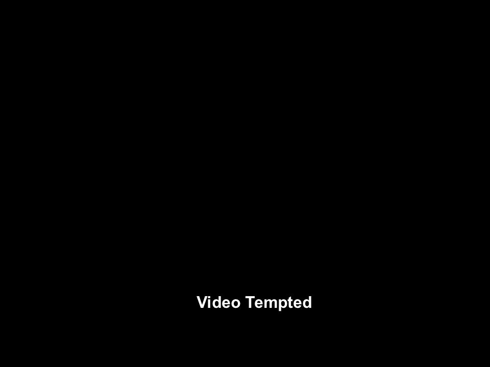Video Tempted