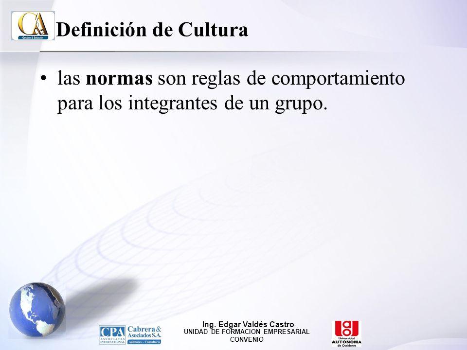 Ing. Edgar Valdés Castro