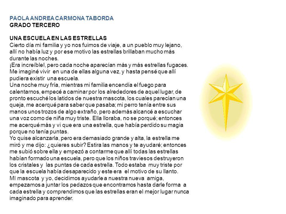 PAOLA ANDREA CARMONA TABORDA