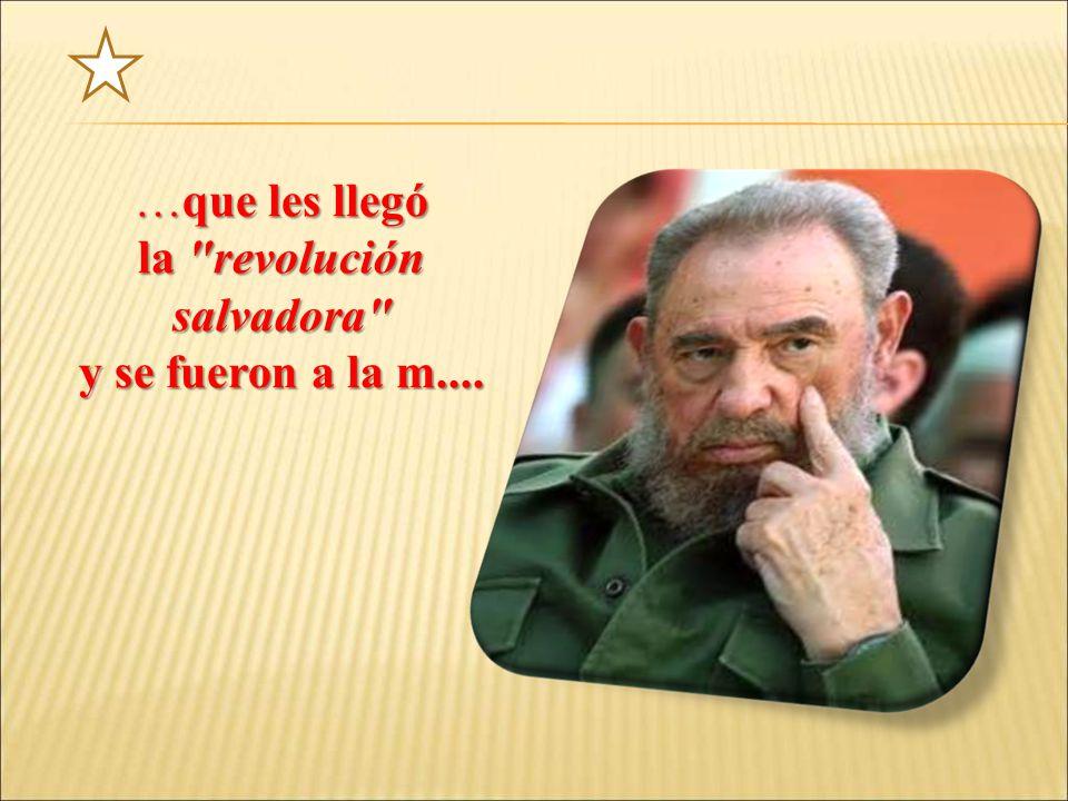 la revolución salvadora