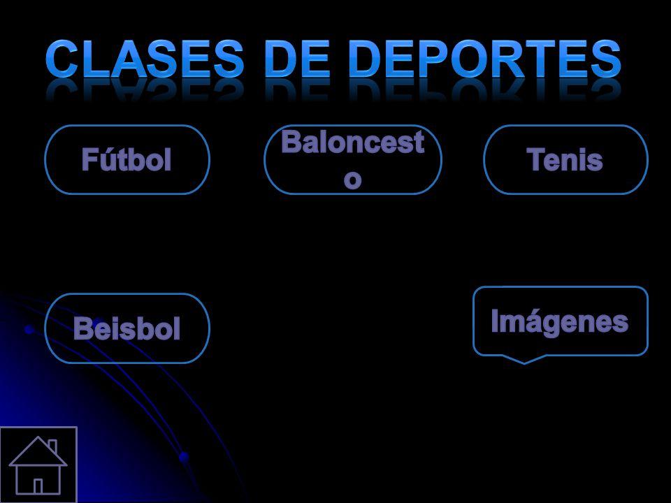 Clases de Deportes Fútbol Baloncesto Tenis Imágenes Beisbol