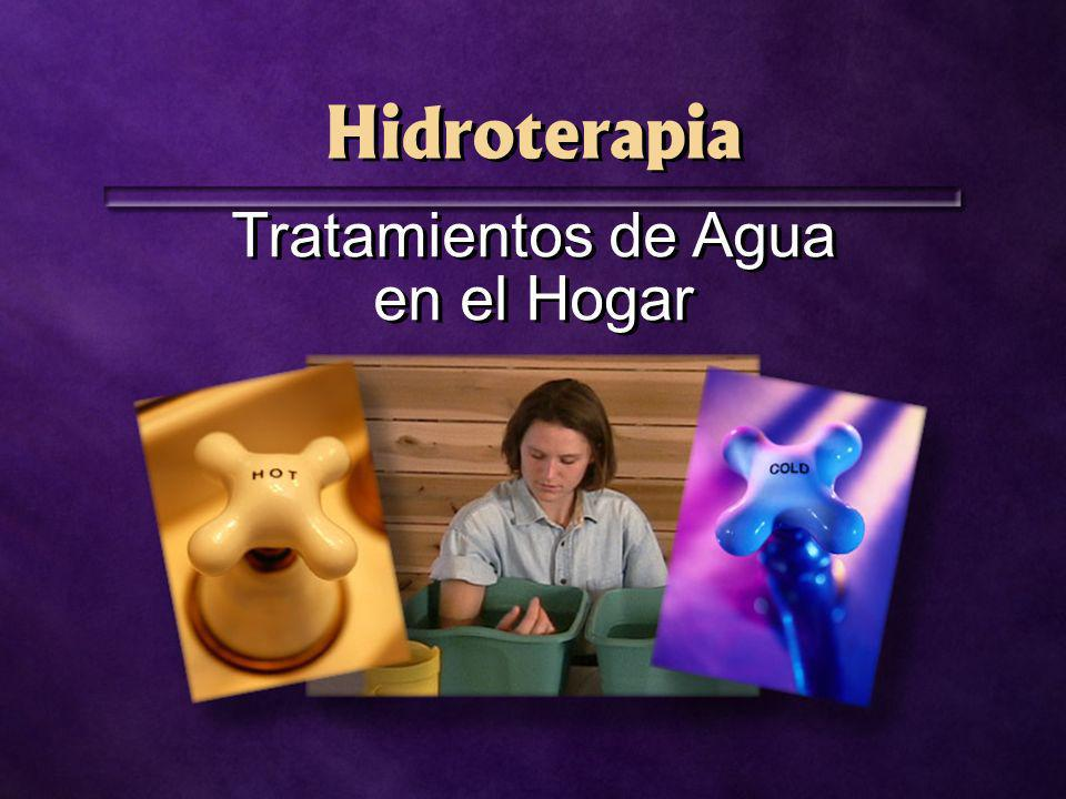 Tratamientos de Agua en el Hogar