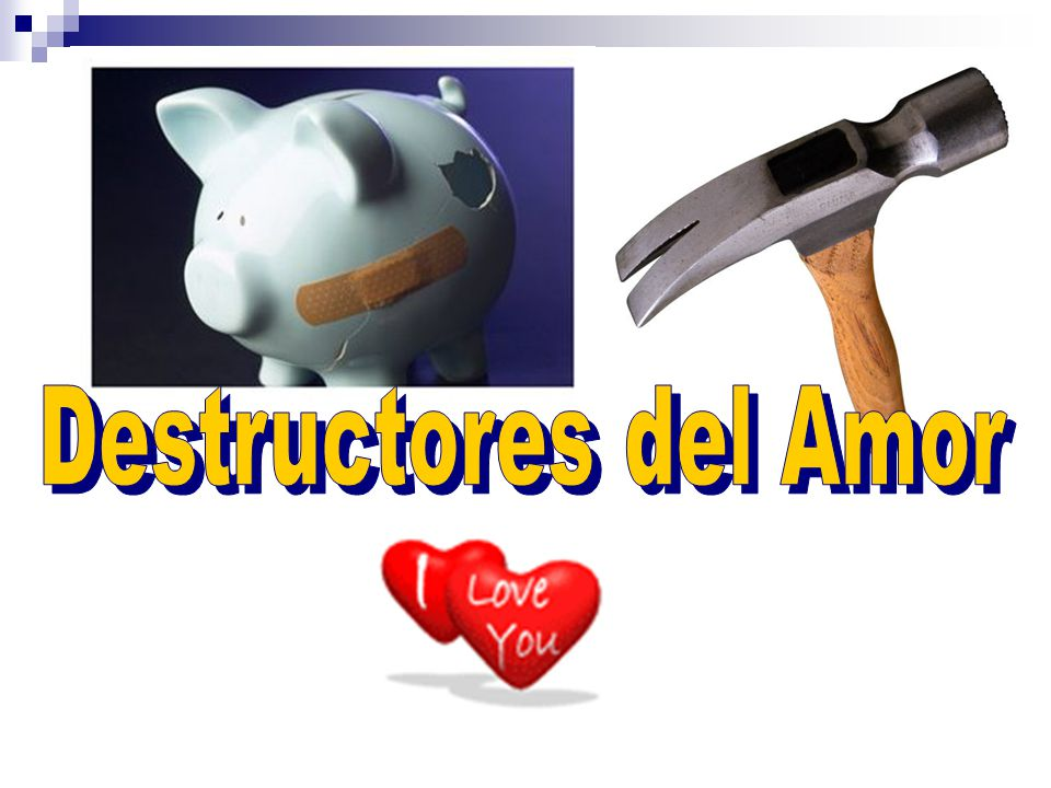 Destructores del Amor