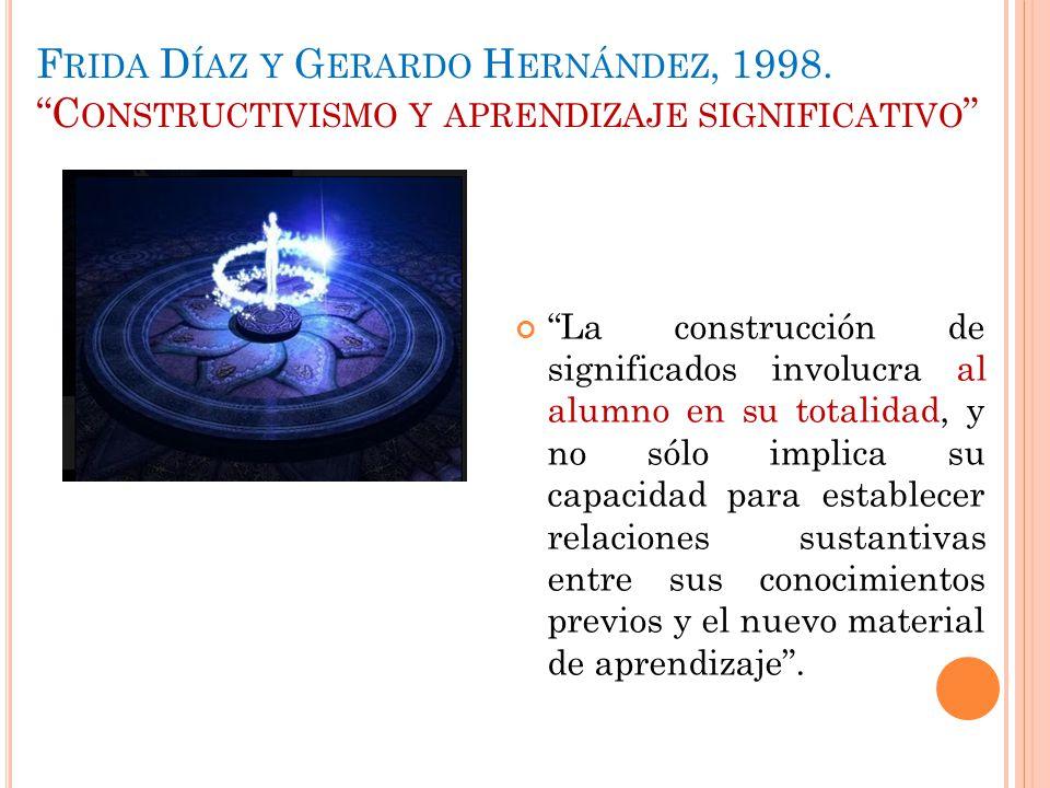 Frida Díaz y Gerardo Hernández, 1998