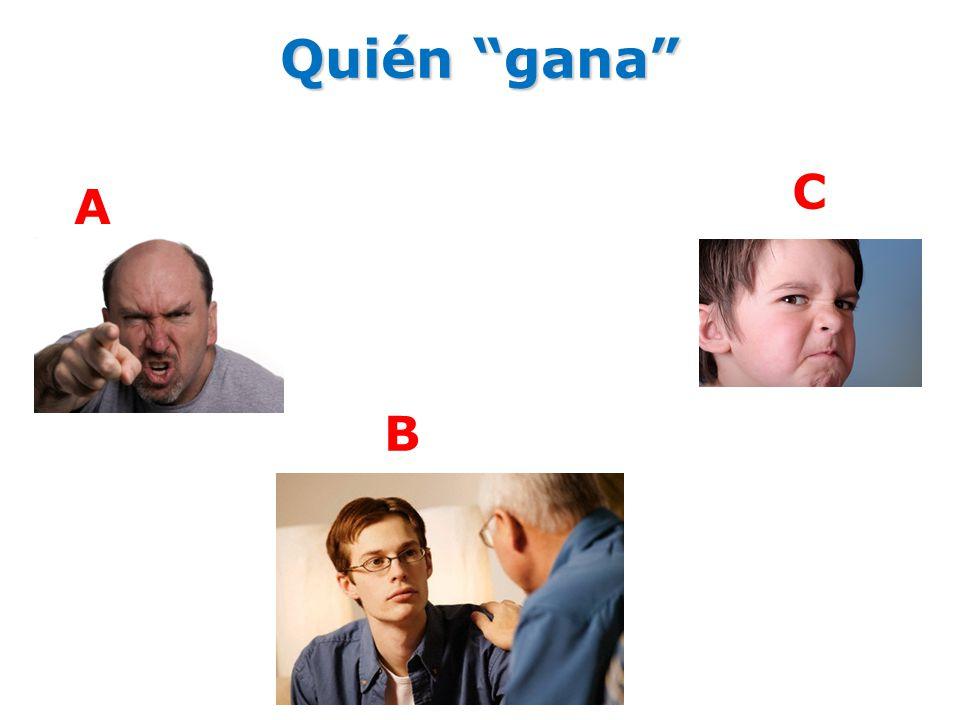 Quién gana C A B