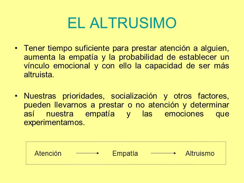 EL ALTRUSIMO