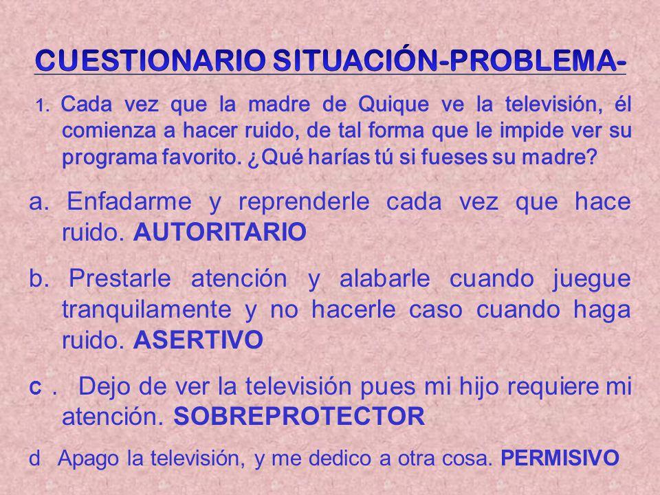 CUESTIONARIO SITUACIÓN-PROBLEMA-