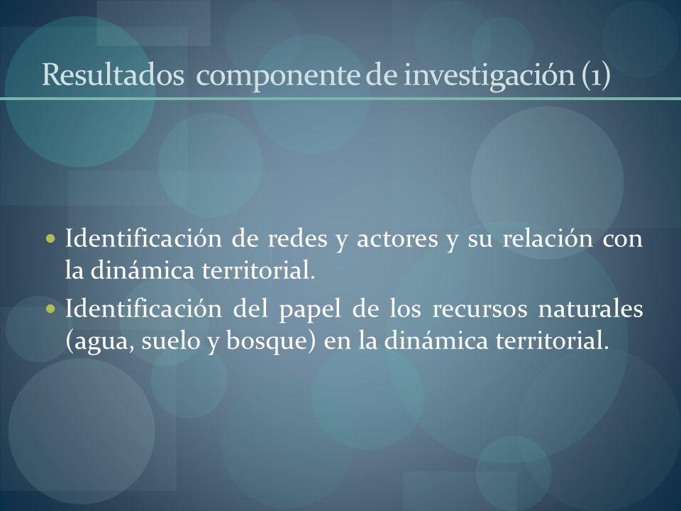 Resultados componente de investigación (1)