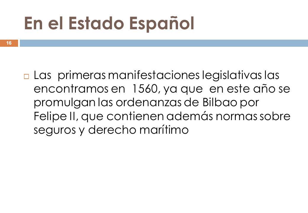 En el Estado Español