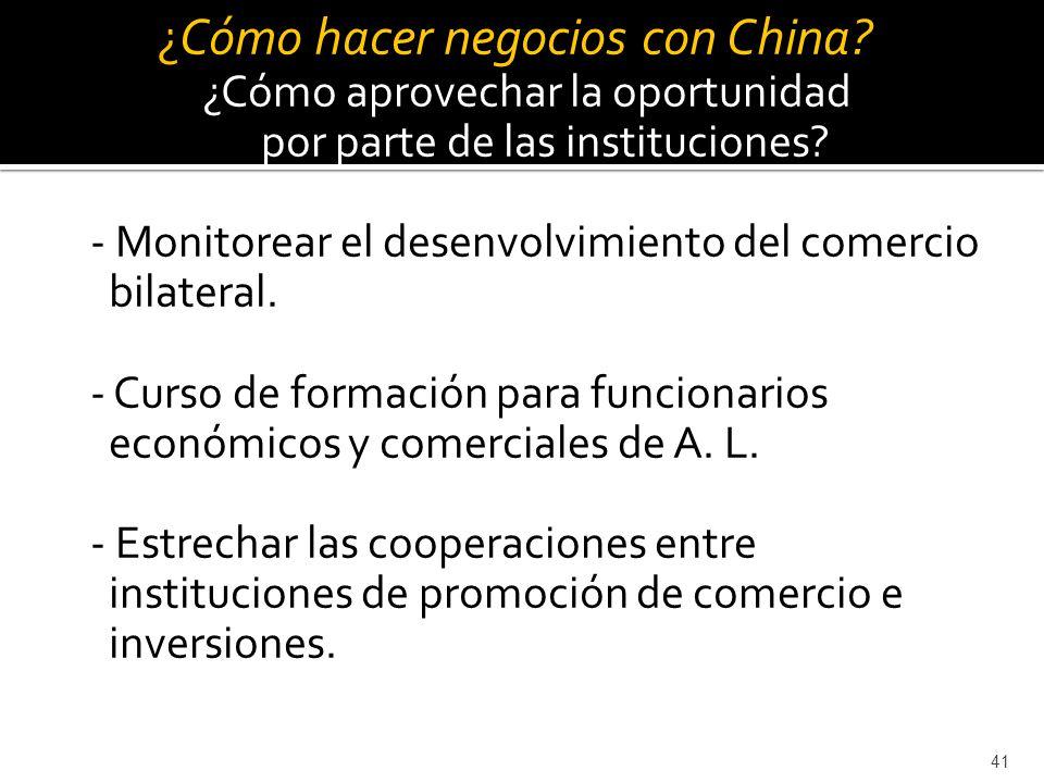 C¿Cómo hacer negocios con China ¿c