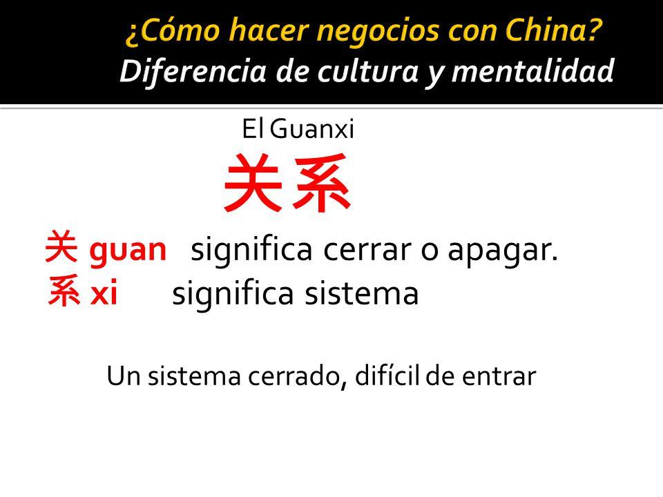¿Cómo hacer negocios con China Diferencia de cultura y mentalidad