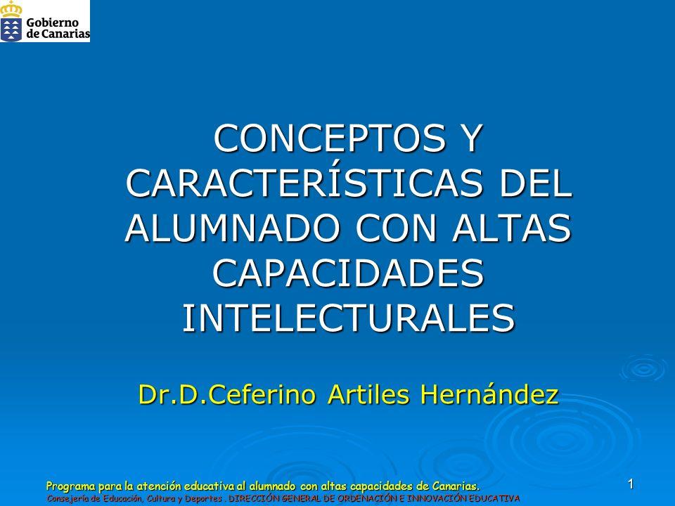 Dr.D.Ceferino Artiles Hernández