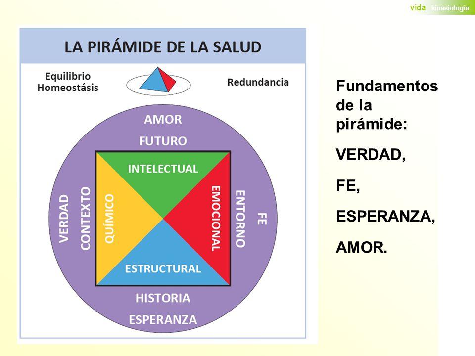 Fundamentos de la pirámide: