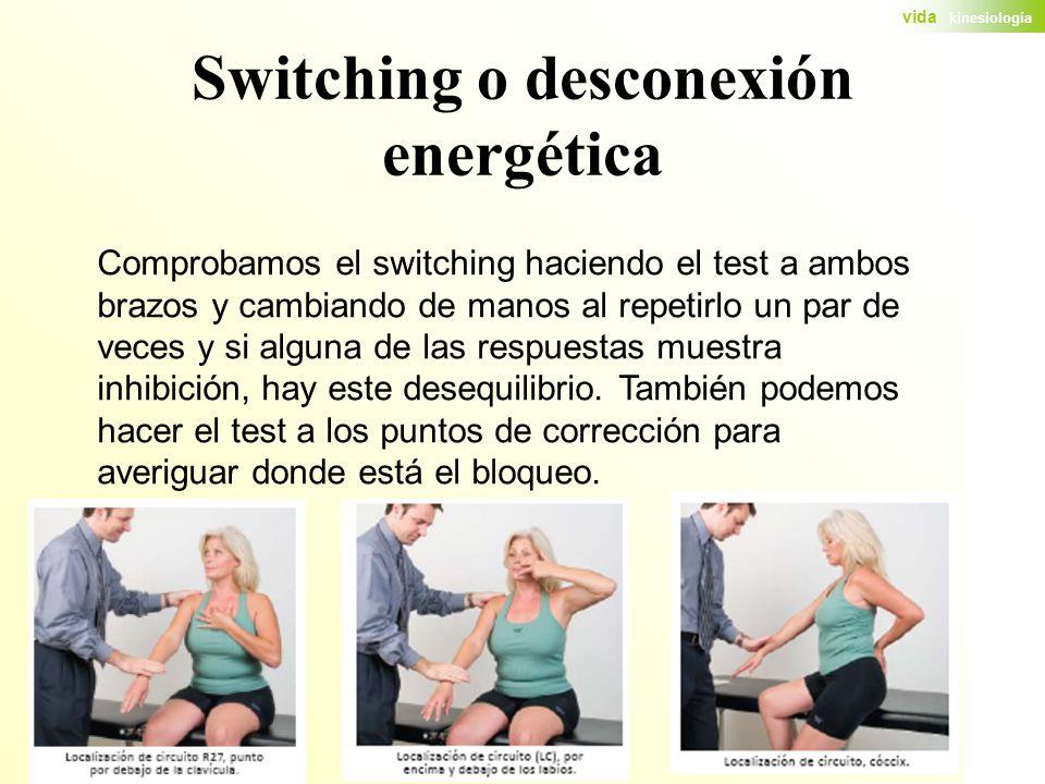 Switching o desconexión energética