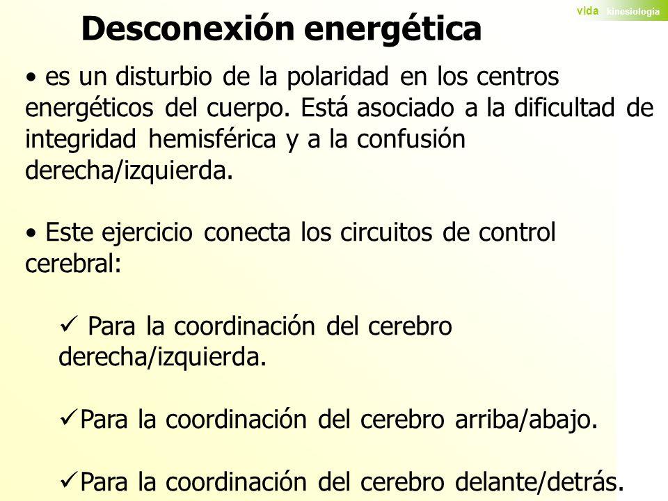 Desconexión energética