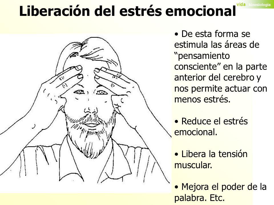 Liberación del estrés emocional