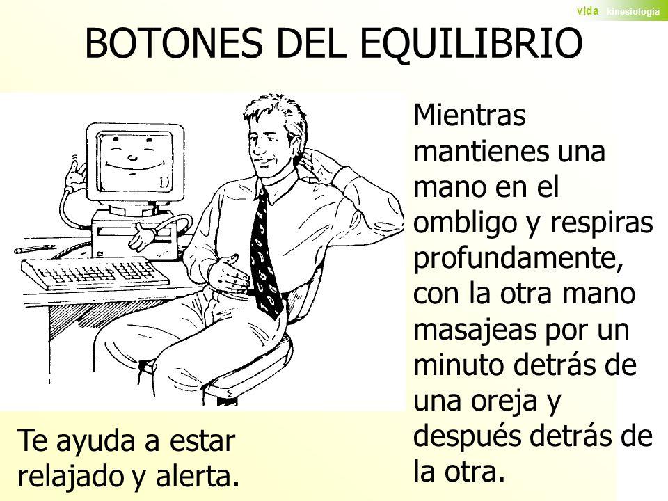 BOTONES DEL EQUILIBRIO