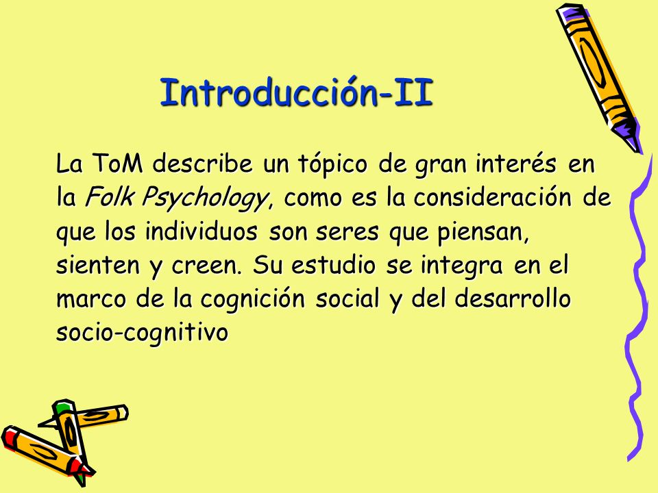 Introducción-II
