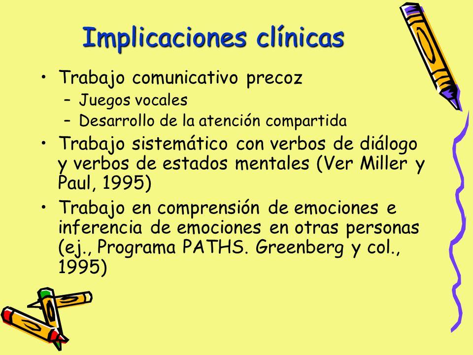 Implicaciones clínicas