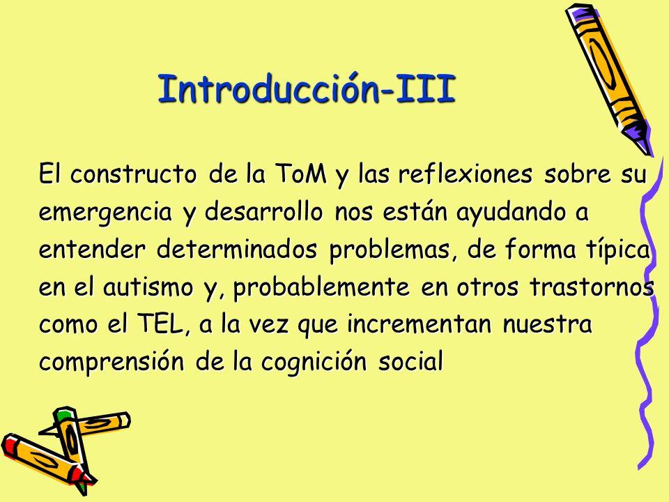 Introducción-III