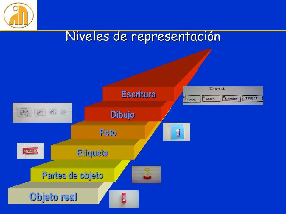Niveles de representación