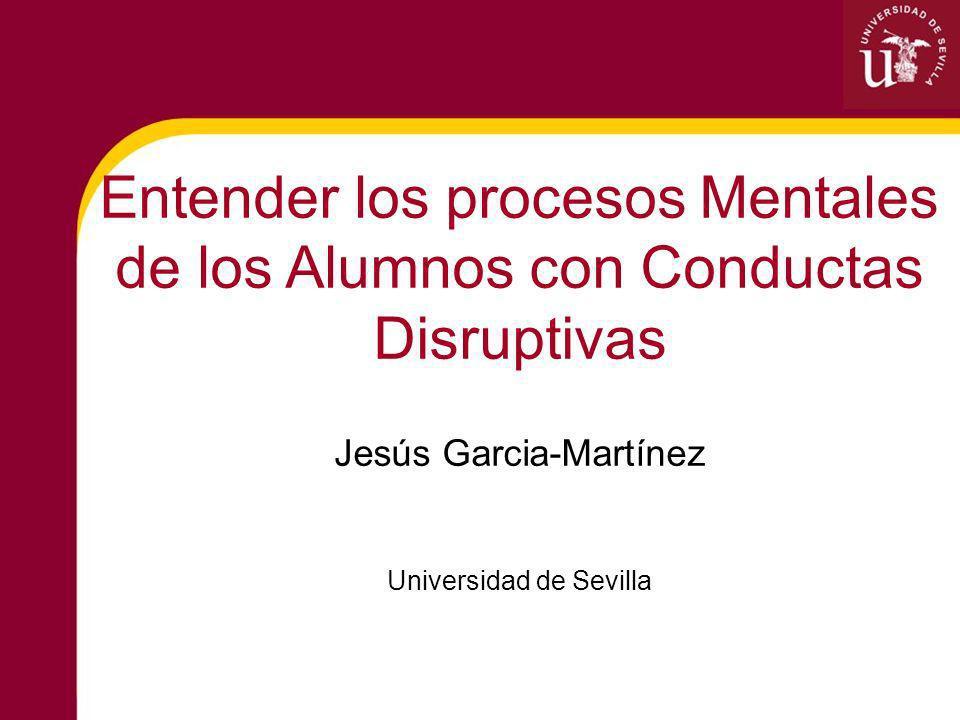 Entender los procesos Mentales de los Alumnos con Conductas