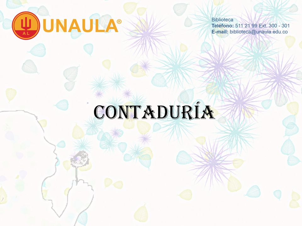 CONTADURÍA