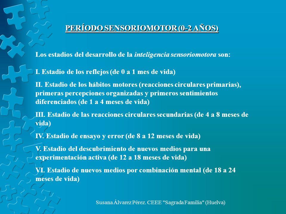 PERÍODO SENSORIOMOTOR (0-2 AÑOS)
