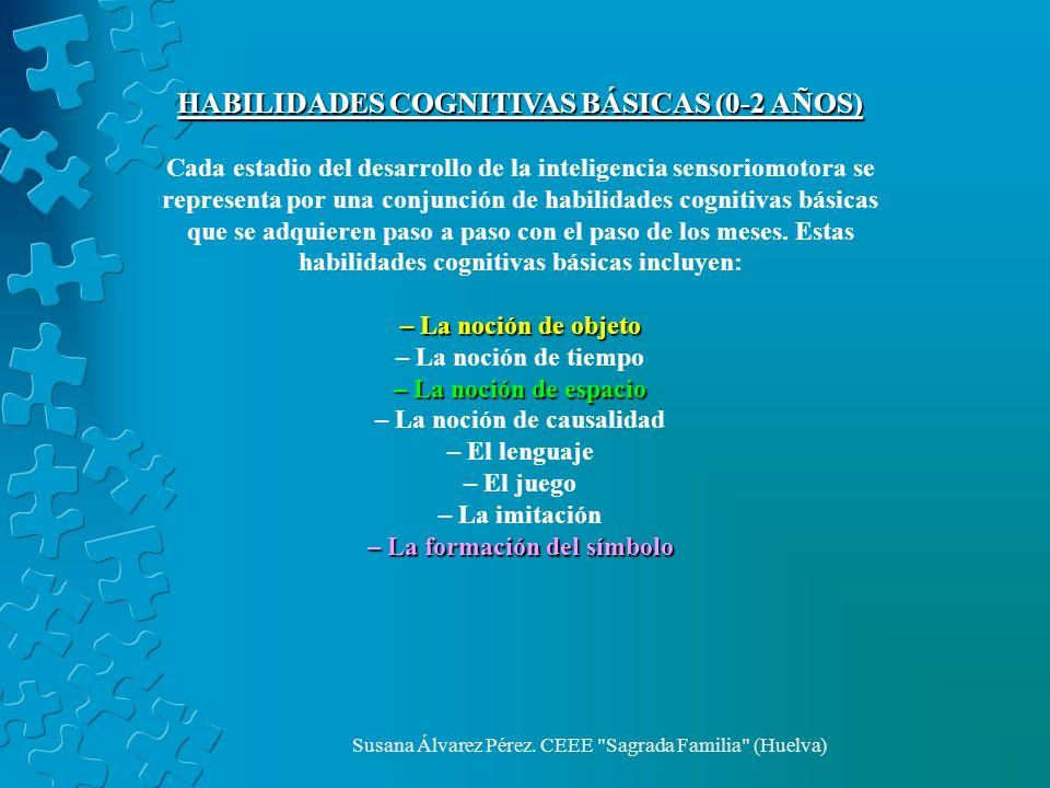 HABILIDADES COGNITIVAS BÁSICAS (0-2 AÑOS)