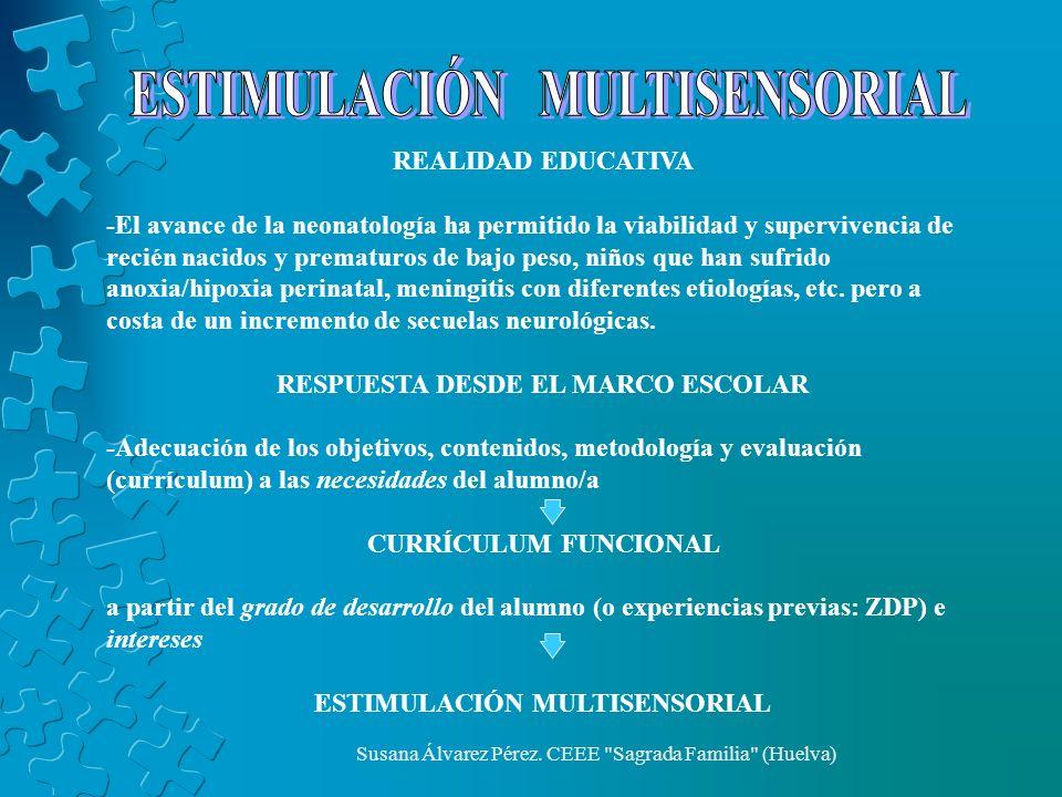 ESTIMULACIÓN MULTISENSORIAL