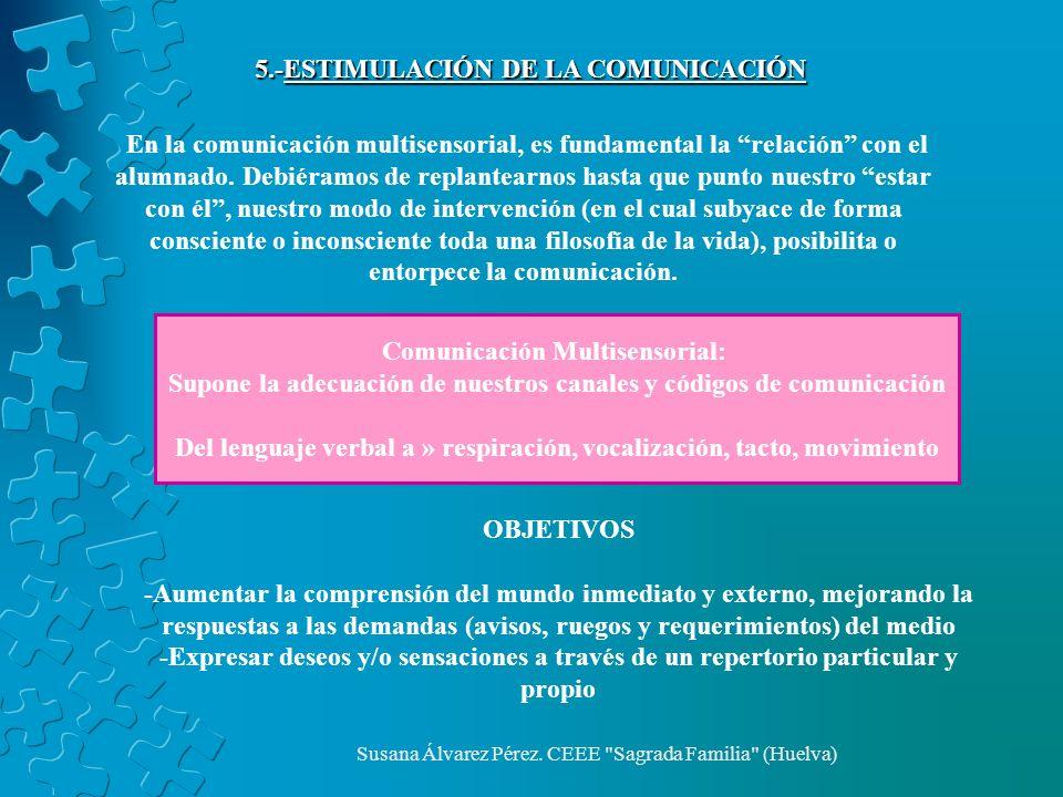5.-ESTIMULACIÓN DE LA COMUNICACIÓN