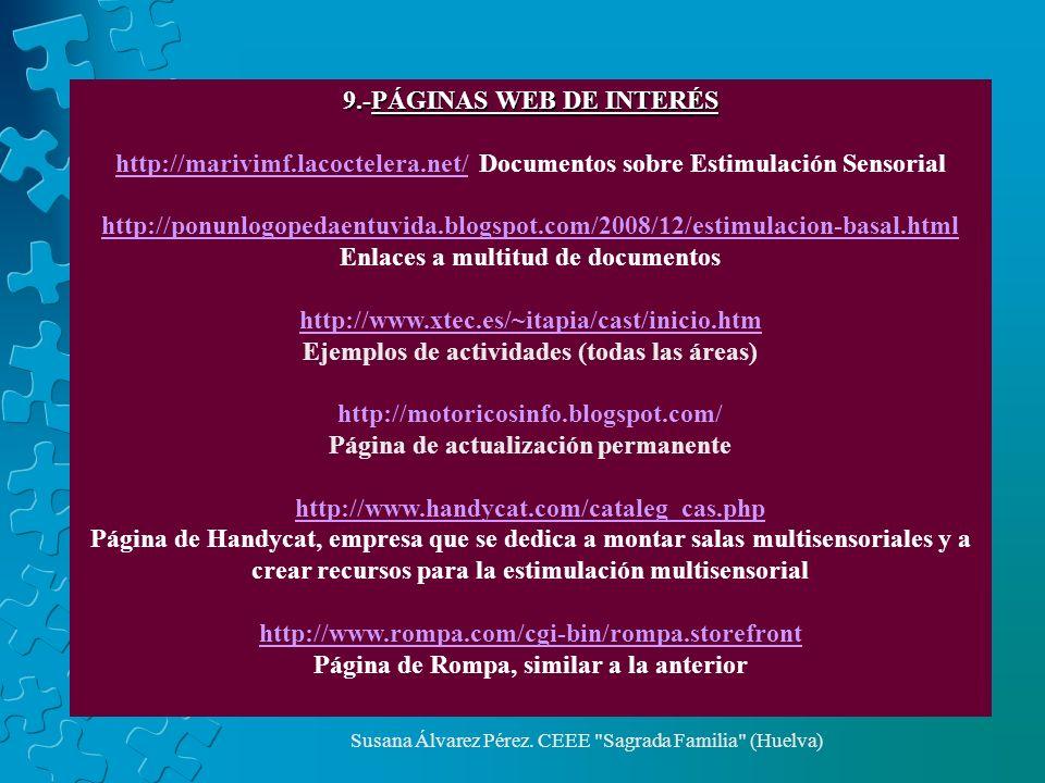 9.-PÁGINAS WEB DE INTERÉS