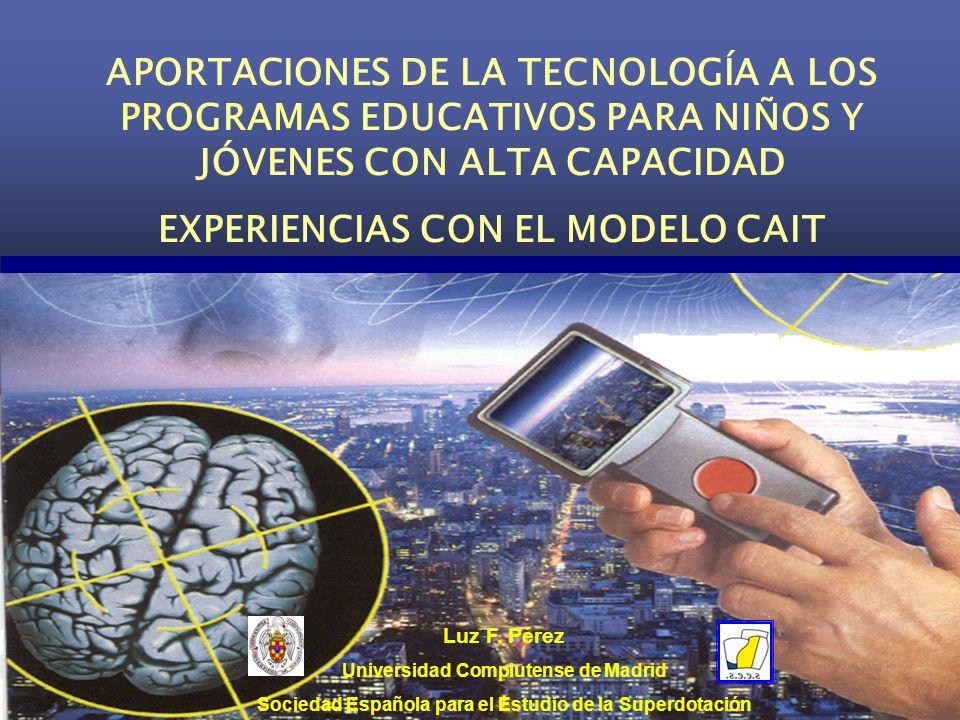 EXPERIENCIAS CON EL MODELO CAIT