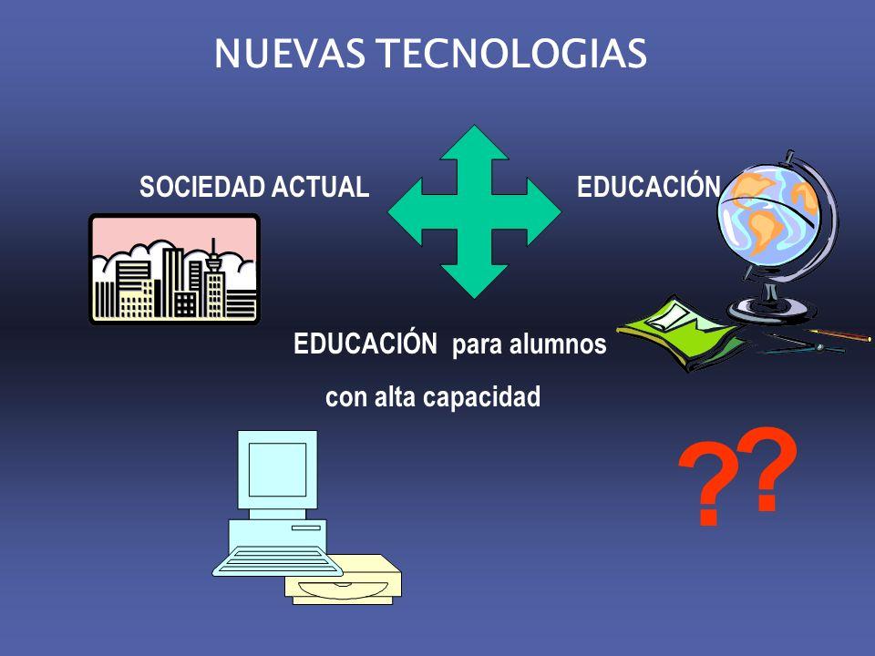 SOCIEDAD ACTUAL EDUCACIÓN EDUCACIÓN para alumnos